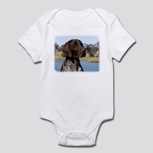 German Shorthaired Pointer 9Y832D-027 Infant Bodys