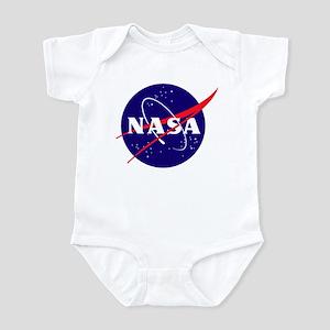 NASA Meatball Logo Infant Bodysuit