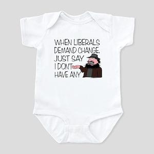 When Liberals Demand Change Infant Creeper