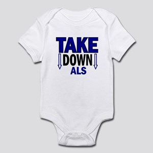 Take Down ALS 1 Infant Bodysuit