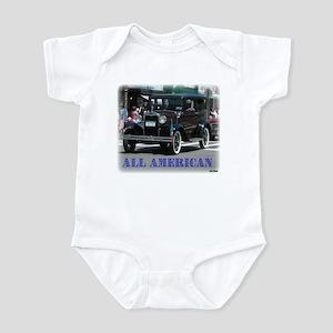 All American Infant Bodysuit