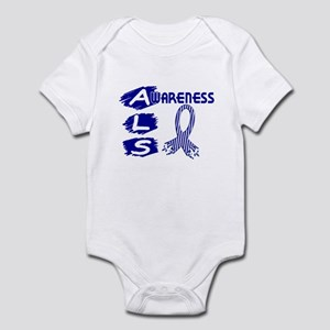 ALS Awareness Infant Bodysuit