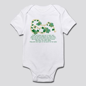 Irish Blessing Infant Bodysuit