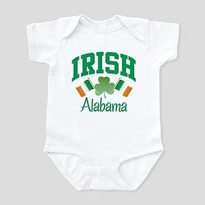 IRISH ALABAMA Infant Bodysuit