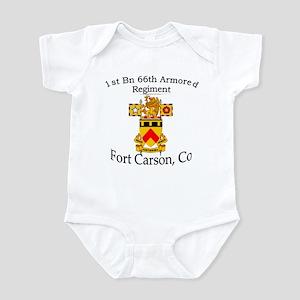 1st Bn 66th AR Infant Bodysuit