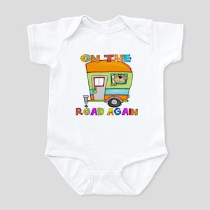 On the road again Infant Bodysuit