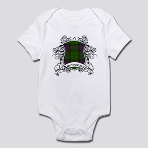 Armstrong Tartan Shield Infant Bodysuit