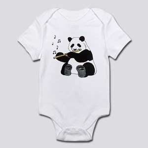 cafepress panda1 Body Suit
