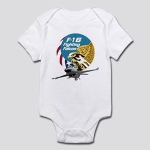 F-16 Fighting Falcon Infant Bodysuit