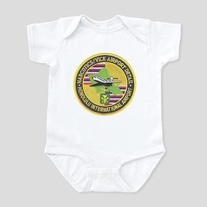 Honolulu PD Airport Detail Infant Bodysuit