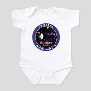 Voyager At 40! Infant Bodysuit