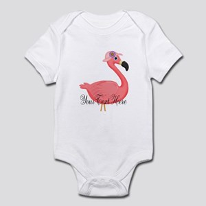 Pink Flamingo Lady Body Suit