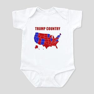 Trump Country Infant Bodysuit