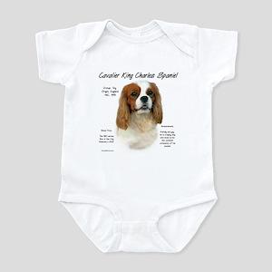 Cavalier (Blenheim) Baby Light Bodysuit