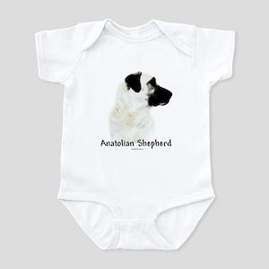 Anatolian Charcoal Infant Bodysuit