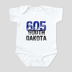 605 Infant Bodysuit