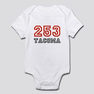 253 Infant Bodysuit
