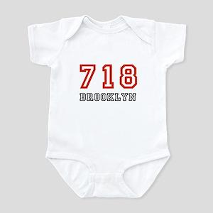 718 Infant Bodysuit
