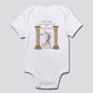 Adams College Homecoming Infant Bodysuit