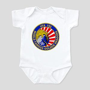 VFA 192 Golden Dragons Infant Bodysuit