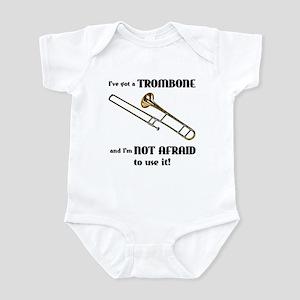 I've Got A Trombone Infant Bodysuit