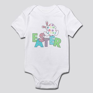 Bunny With Easter Egg Infant Bodysuit