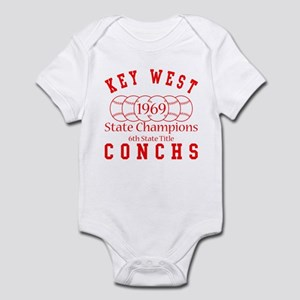 1969 Key West Conchs State Champions. Infant Bodys