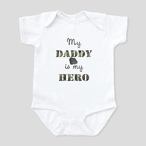 My Daddy Is My Hero Infant Bodysuit