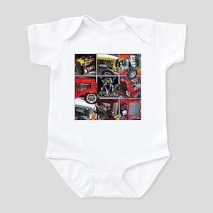 Deuce Engines Infant Bodysuit