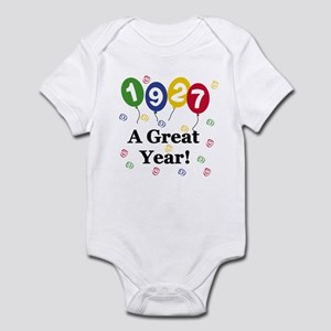 1927 A Great Year Infant Bodysuit