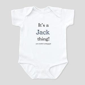 Jack Thing Infant Bodysuit