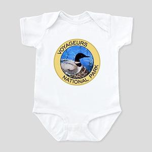 Voyageurs NP (Loon) Infant Bodysuit