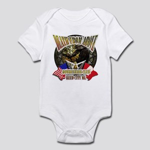 Death From Above Infant Bodysuit