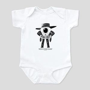 Wide Eyed Earp Infant Bodysuit