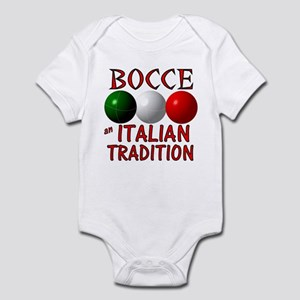 Bocce Infant Bodysuit