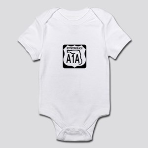 A1A Boynton Beach Infant Bodysuit