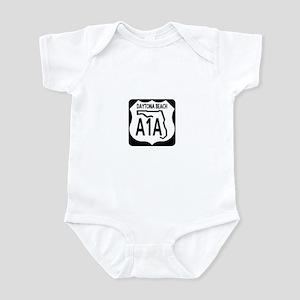 A1A Daytona Beach Infant Bodysuit