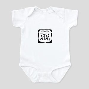 A1A Islamorada Infant Bodysuit