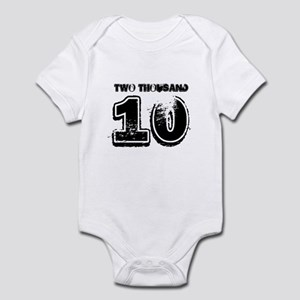 2010 Infant Bodysuit
