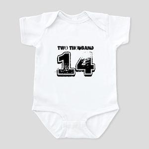 2014 Infant Bodysuit