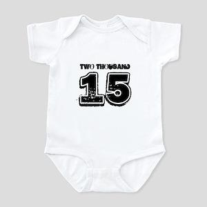 2015 Infant Bodysuit