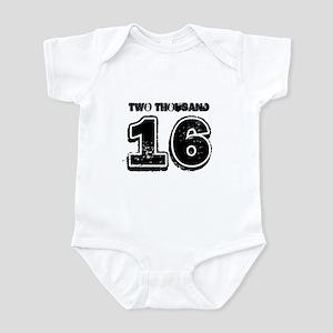 2016 Infant Bodysuit