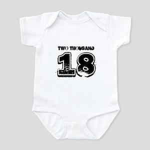 2018 Infant Bodysuit