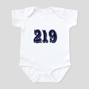 219 Infant Bodysuit