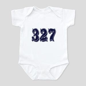 327 Infant Bodysuit