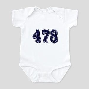 478 Infant Bodysuit