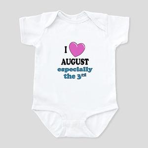 PH 8/3 Infant Bodysuit