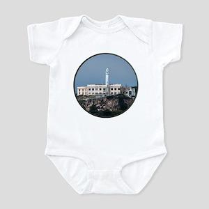 Helaine's Alcatraz Island Infant Bodysuit