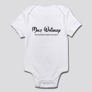 Malt Whiskey Infant Bodysuit