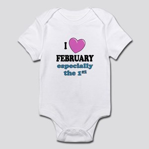 PH 2/1 Infant Bodysuit